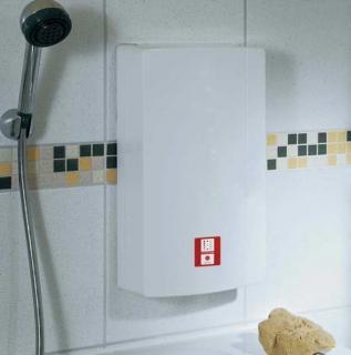Elektrický průtokový ohřívač vody